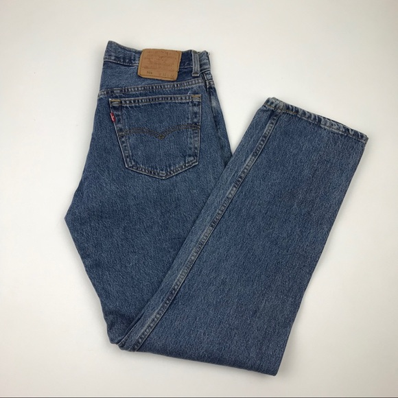 Levi's Denim - Vintage Levi's 501 High Waist wedgie fit Jeans USA